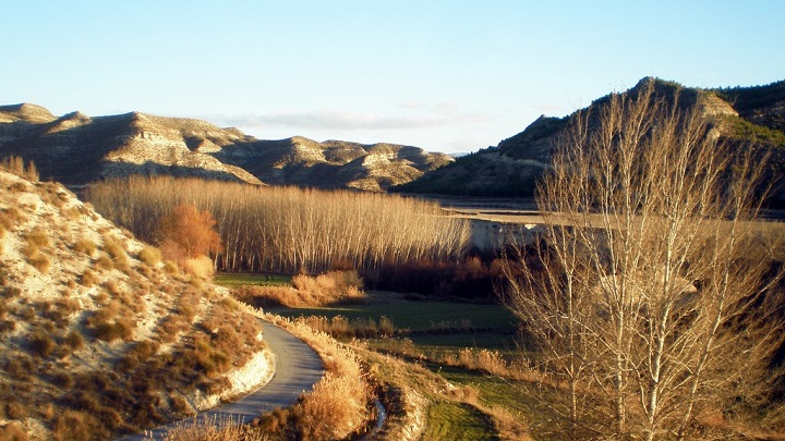 paisajes galera