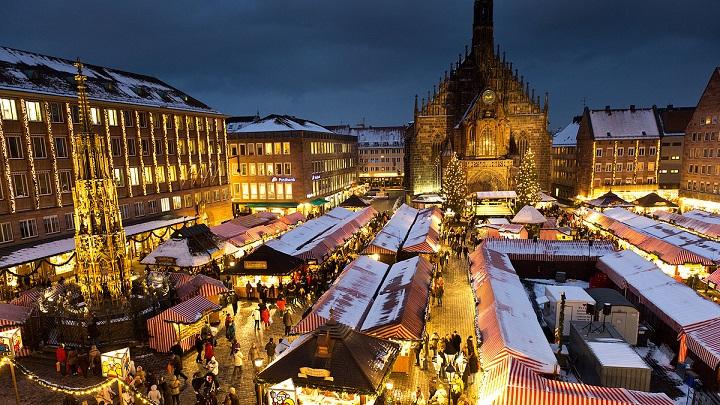 Christkindlesmarkt-de-Nuremberg