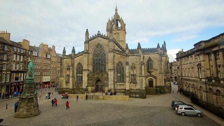 Catedral-de-Saint-Giles