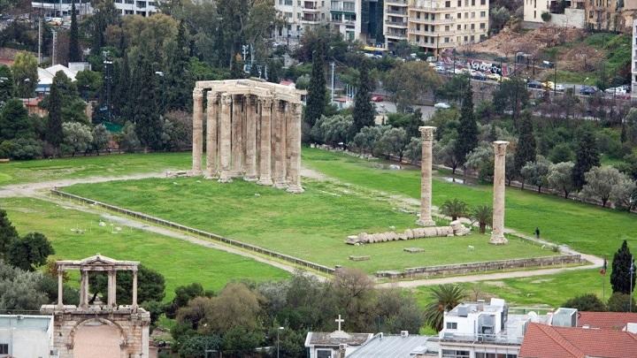 Templo-de-Zeus-Olimpico