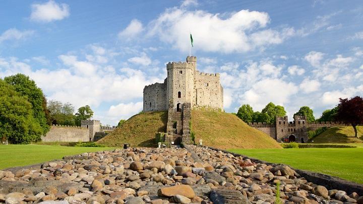 Castillo-de-Cardiff