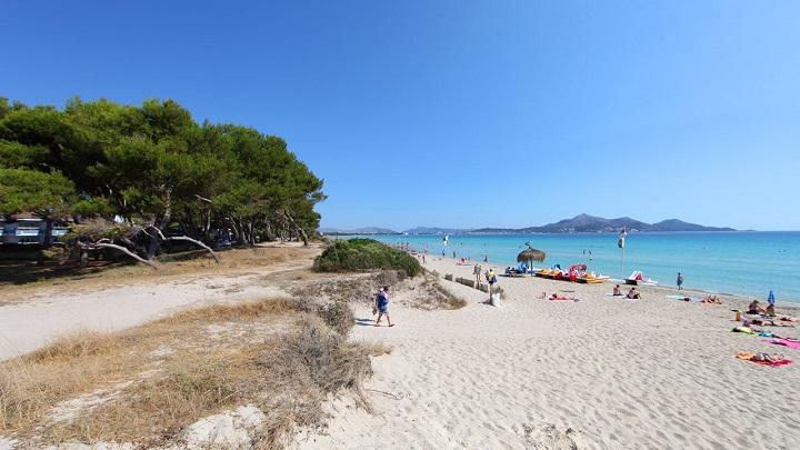 Playa-Muro