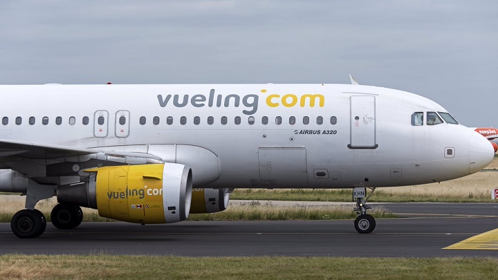 Vueling-avion