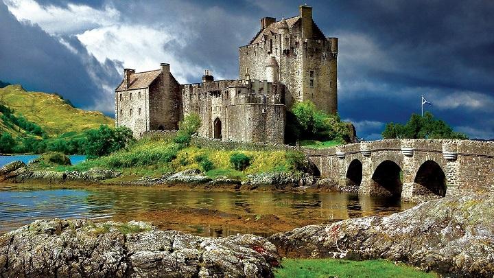 Castillo-de-Eilean-Donan