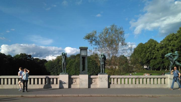 Parque-Vigeland