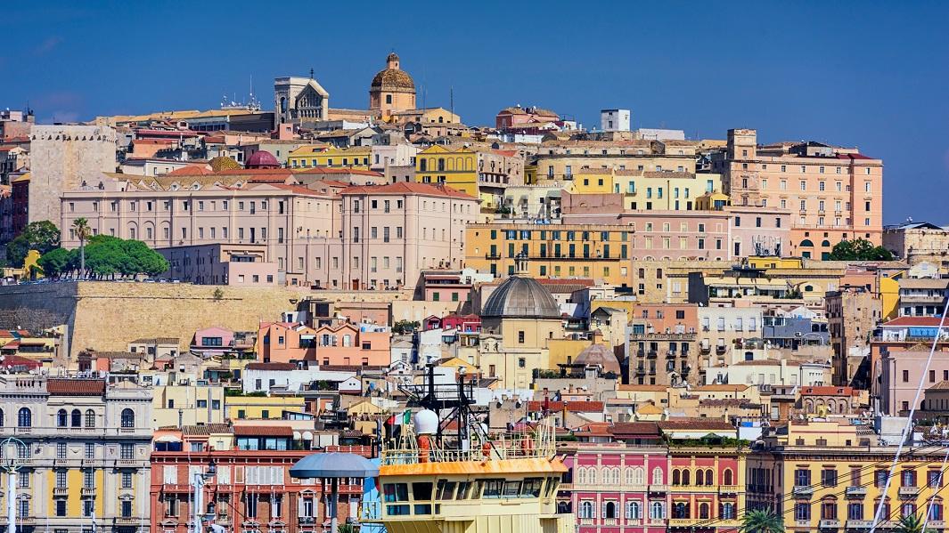 Cagliari-edificios