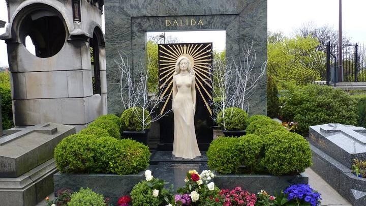 Dalida-cementerio-Montmartre