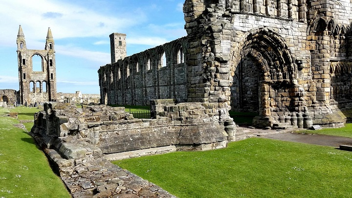 catedral-de-Saint-Andrews