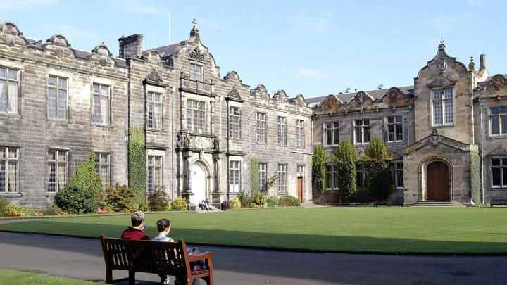 universidad-de-Saint-Andrews