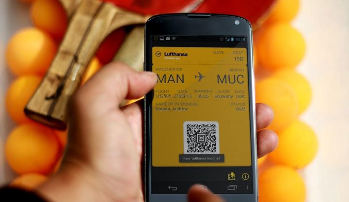 Lufthansa-app