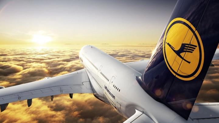avion-Lufthansa