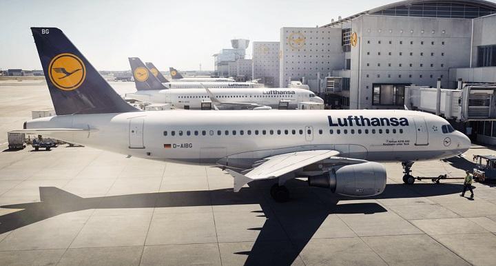 aviones-Lufthansa