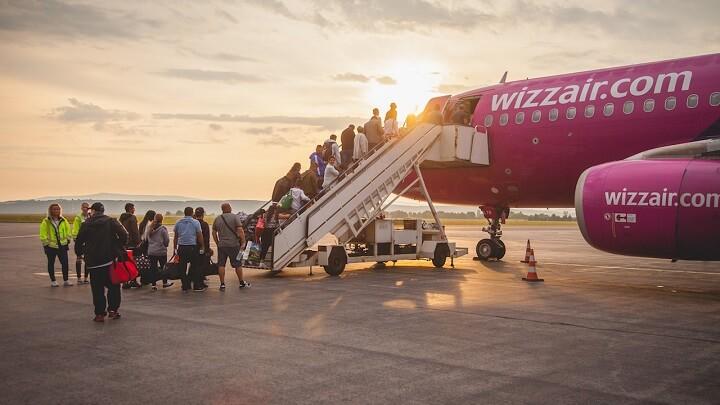 Wizz-Air-aeropuerto