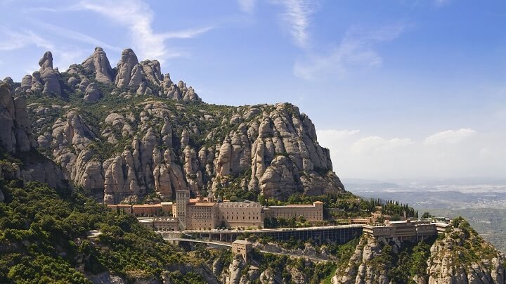 Montserrat-Barcelona