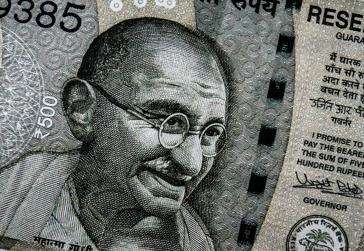 Gandhi-billete