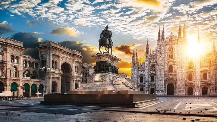 Milan-Il-Duomo