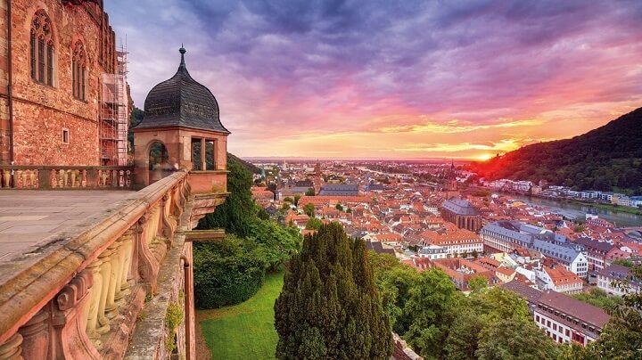 Alemania-Heidelberg
