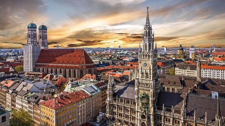 Munich-ciudad