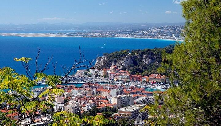 Niza-Francia