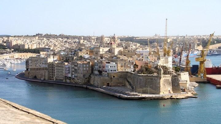 Senglea-Malta