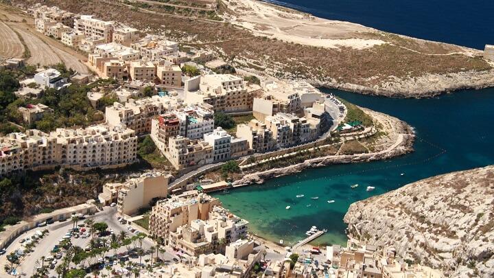Xlendi-Malta
