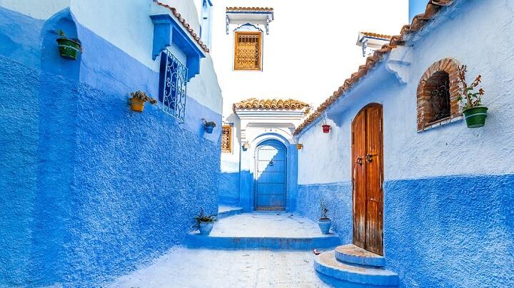 pueblo-azul-Marruecos
