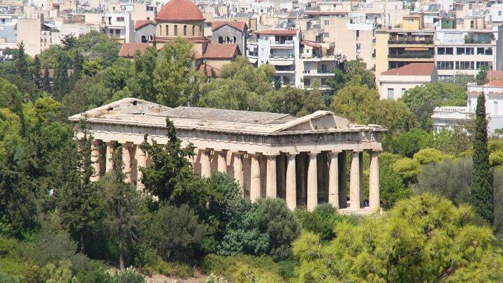 Agora-de-Atenas
