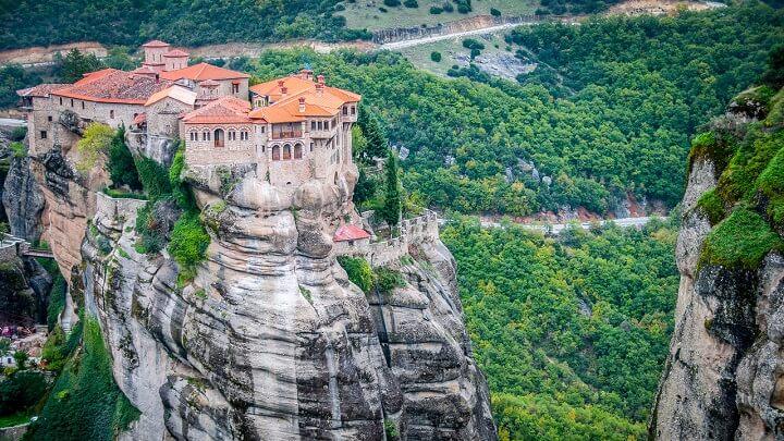 Meteora-Grecia
