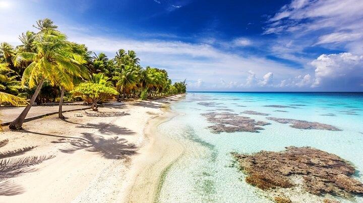 Tuamotu-paraiso