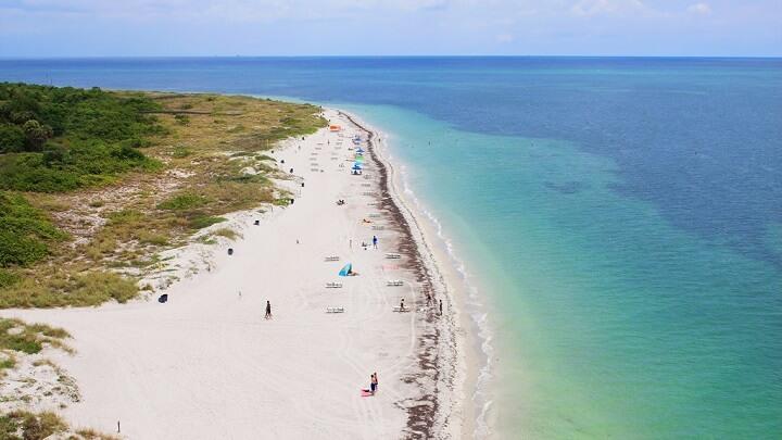 playa-Caladesi-Florida