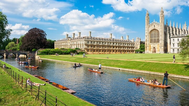 Cambridge-Inglaterra