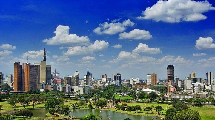 Kenia-Nairobi-ciudad
