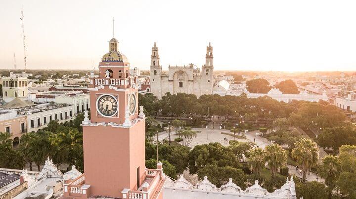 Merida-Mexico