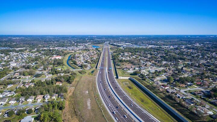 Orlando-autopista