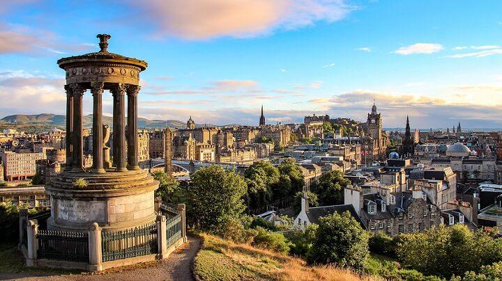 Edimburgo-Escocia-vistas