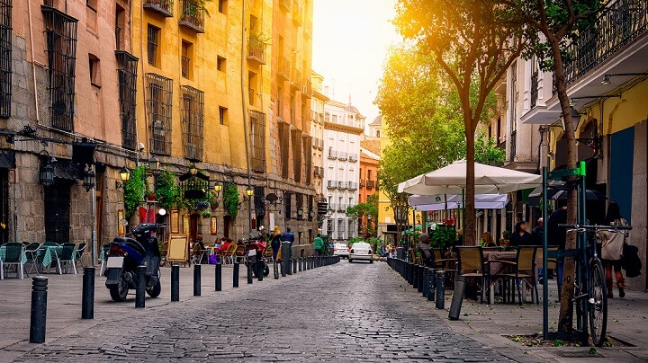 Madrid-calle