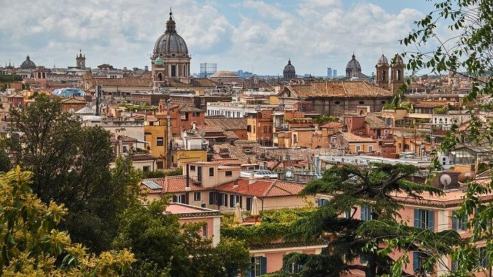 Roma-paisaje