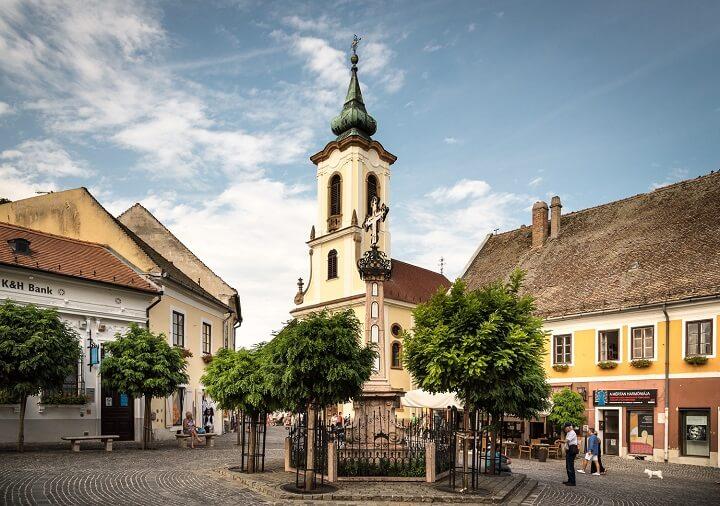 Szentendre-iglesia