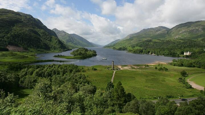 Glenfinnan-Escocia