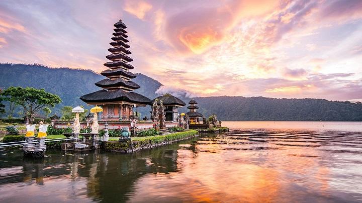Indonesia-templo