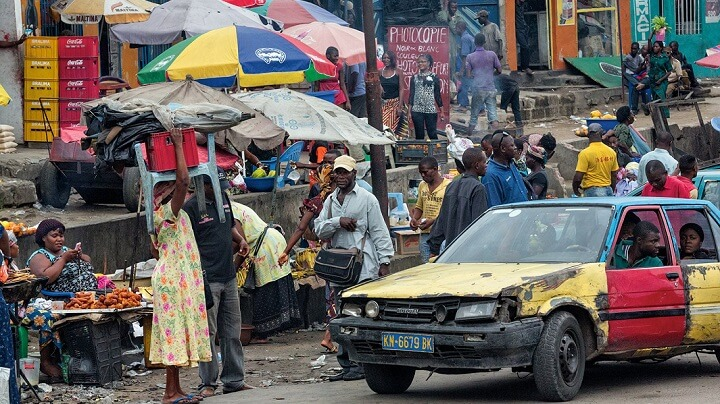 Kinshasa-Congo