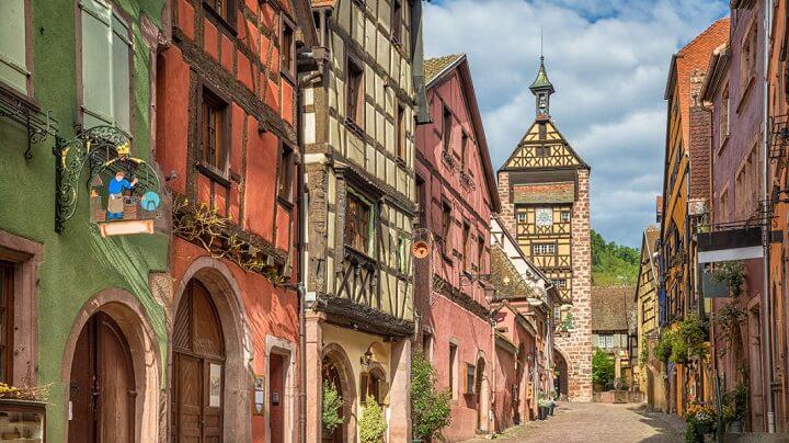 Riquewihr-Francia
