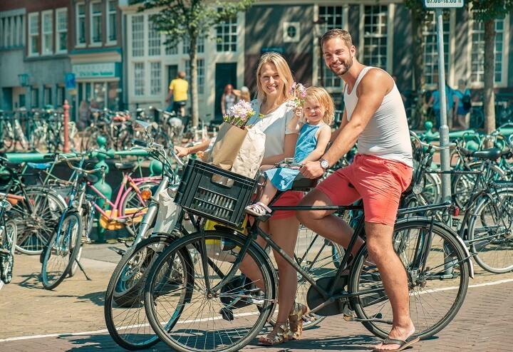 Holanda-bicicletas