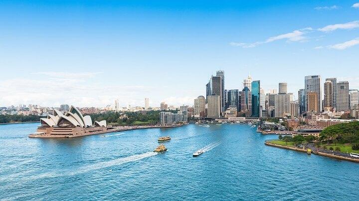 Australia-Sidney
