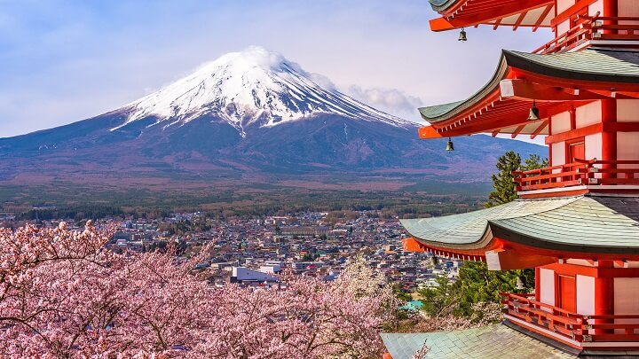 Japon-Fuji