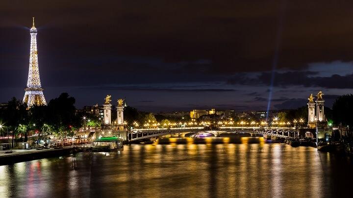 Paris-noche