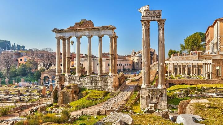 Roma-Foro-Romano