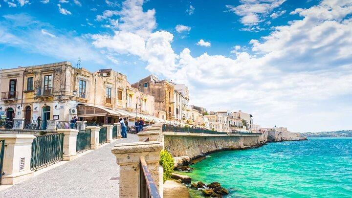 Ortigia-Sicilia