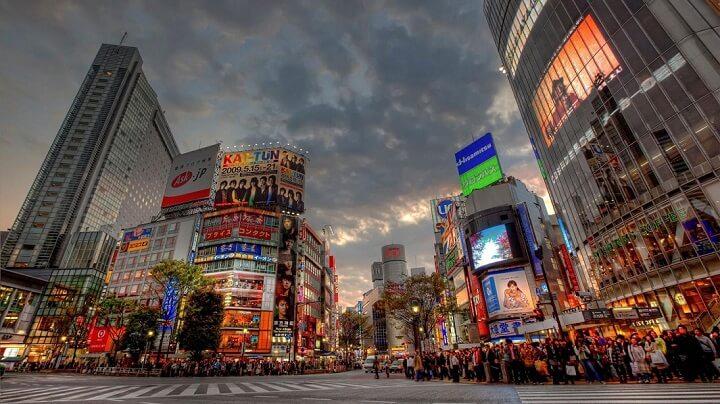 Tokio-ciudad-paso-de-cebra