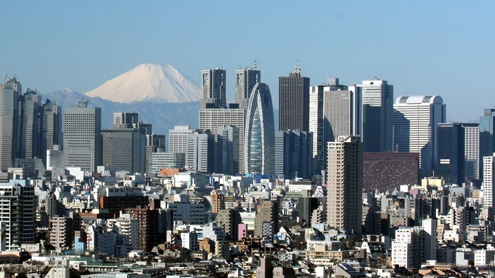 Tokio-rascacielos